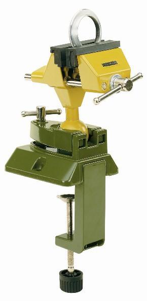 Feinmechaniker-Schraubstock für Werkbänke und Tischplatten (Proxxon FMZ)