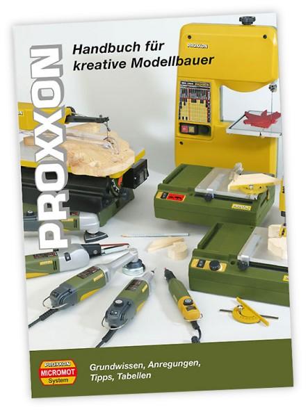 Buch: Handbuch für kreative Modellbauer (Proxxon)
