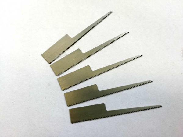 Ersatz Sägeblätter für Schlüsselloch-Säge