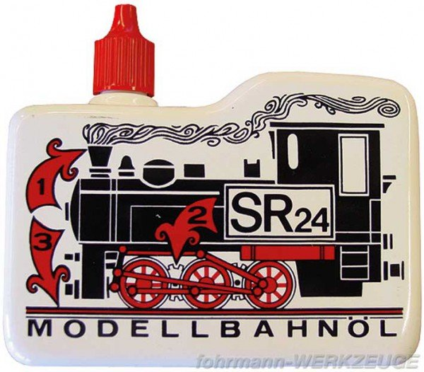 SR 24 Modellbahnöl 250 ml