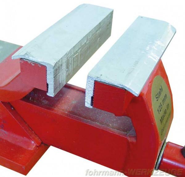 Schutzbacken für Schraubstöcke aus Leichtmetall