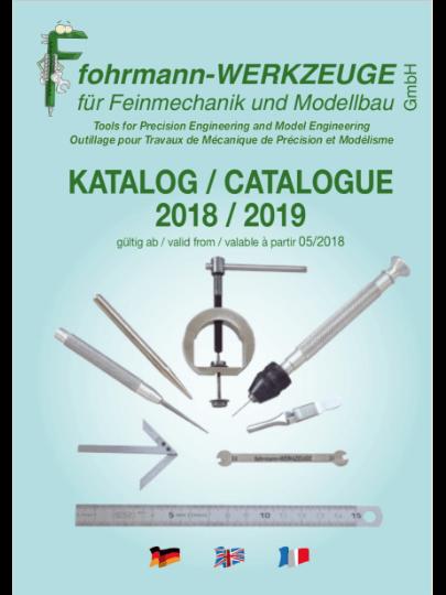 Feinmechaniker Werkzeuge Katalog