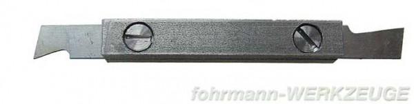 Abstechstahlhalter 6 x 6 x 65 mm (klein)
