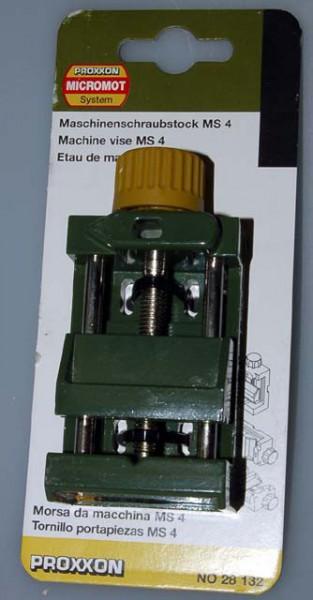 Maschinenschraubstock für Tischbohrmaschine (Proxxon MS 4)