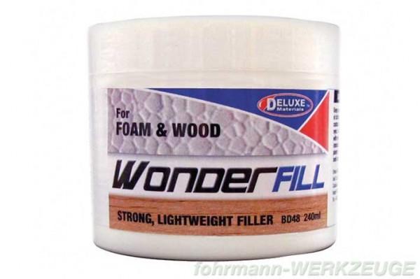 Modellbau Spachtelmasse WonderFill (Leichtspachtel)