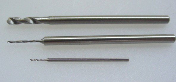 HSS- Spirec drills (shank-Ø = 2,34mm)