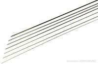 Neusilber Stangen (Draht gerade gezogen) Hassler Profile NS10