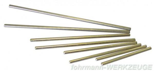 Stahlachsen vernickelt (Achsensortiment)