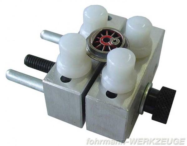 Miniatur Schraubstock für Modellbau