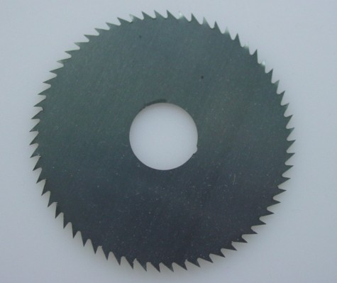 Kreissägeblatt aus Chrom-Vanadium (geschränkt)