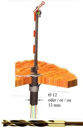 Holzbohrer mit Zentrierspitze