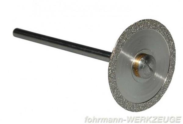 Diamant-Trennscheibe Ø 19 x 0,65 mm