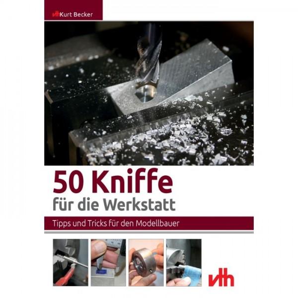 Buch: 50 Kniffe für die Werkstatt