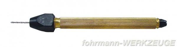 Stiftenklöbchen mit Spannzangen (Ø = 0 - 1,00 mm + 1,50 - 2,30 mm)