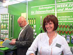 fohrmann-WERKZEUGE Messestand