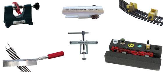 Model Railroader Special Tools » Buy now at fohrmann com