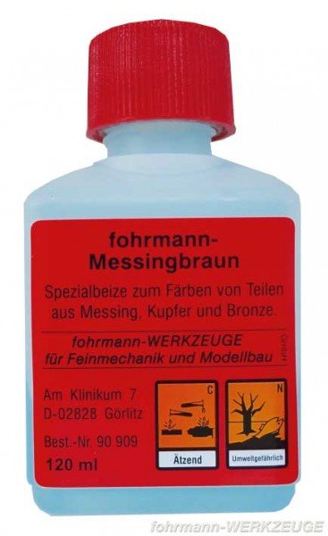 Messingbraun